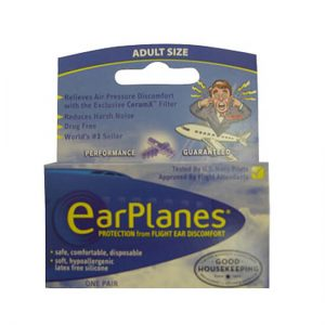Earplanes earplugs