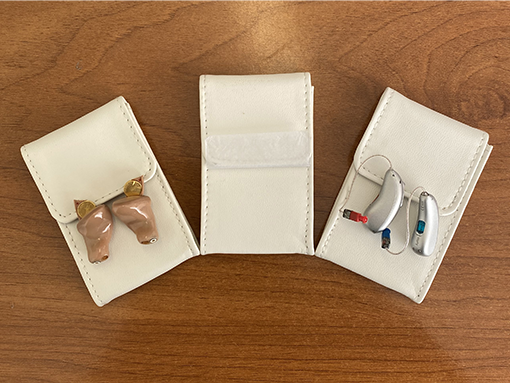 Pouch for Hearing Aids